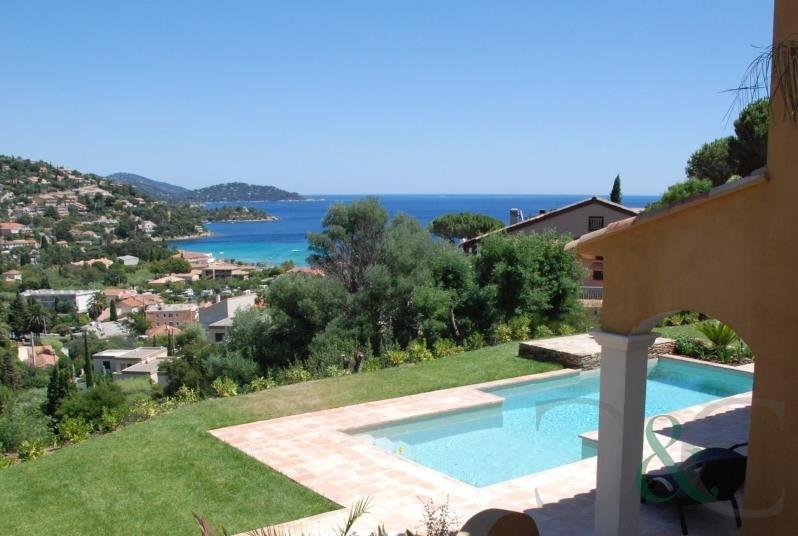 Vente de prestige maison / villa Le lavandou 1380000€ - Photo 2