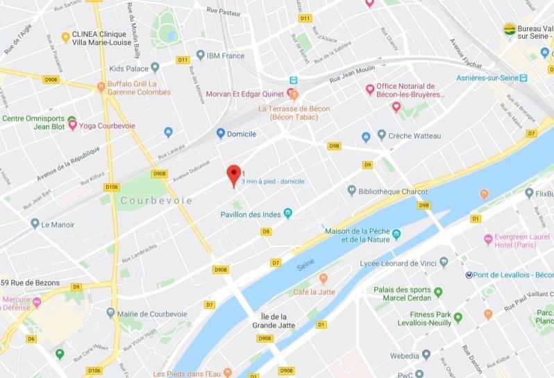 Vendita appartamento Courbevoie 180000€ - Fotografia 3