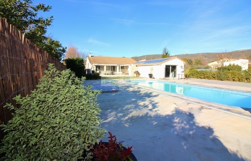 Vente maison / villa Saint cezaire sur siagne 480000€ - Photo 1
