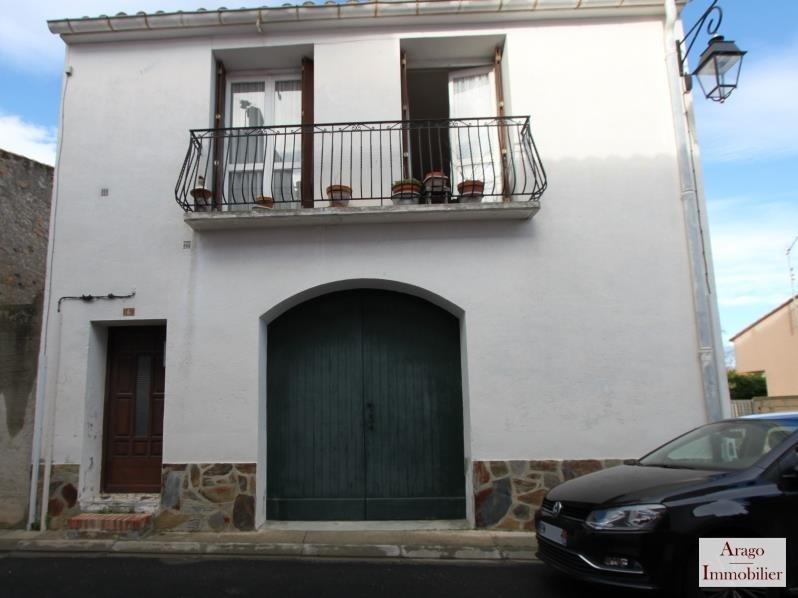 Sale house / villa Espira de l agly 96600€ - Picture 1