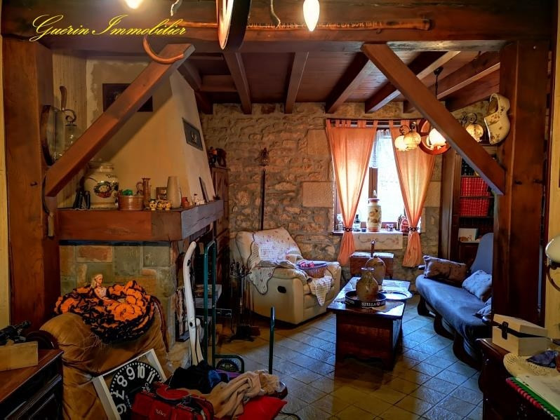 Sale house / villa St aubin les forges 115 000€ - Picture 1