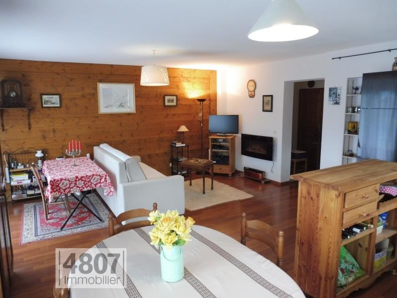 Vente appartement Passy 190 000€ - Photo 1