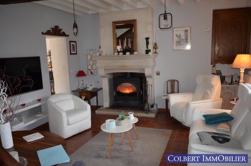 Vente maison / villa Gurgy 287000€ - Photo 3