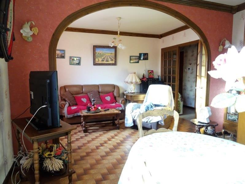 Vente maison / villa St georges d esperanche 267000€ - Photo 8