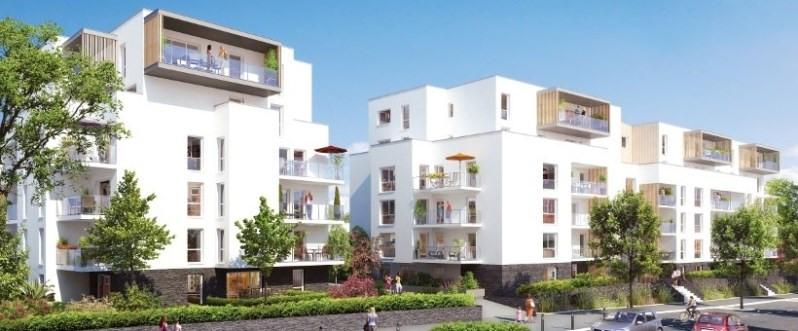 Location appartement Nantes 700€ CC - Photo 1