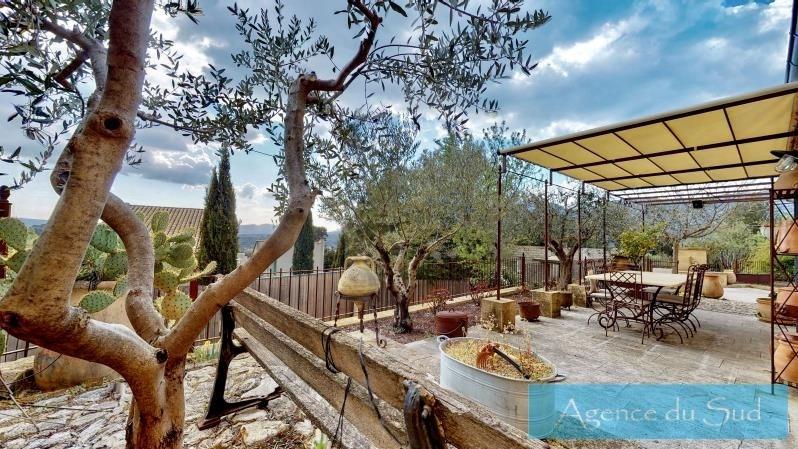 Vente maison / villa Roquevaire 499000€ - Photo 9