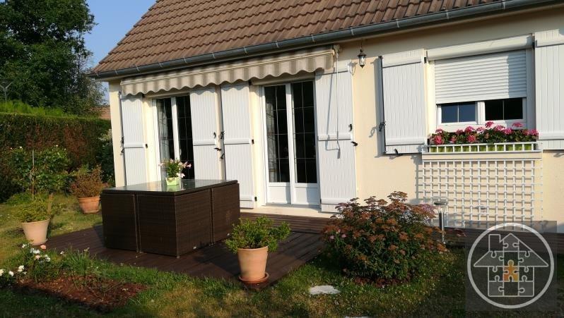 Sale house / villa Le plessis brion 219500€ - Picture 5