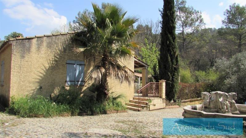 Vente de prestige maison / villa La bouilladisse 690000€ - Photo 2