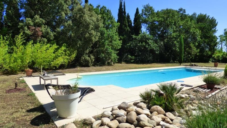 Vente de prestige maison / villa Carpentras 650 000€ - Photo 2