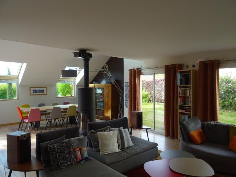Venta  casa St antoine du rocher 449700€ - Fotografía 3