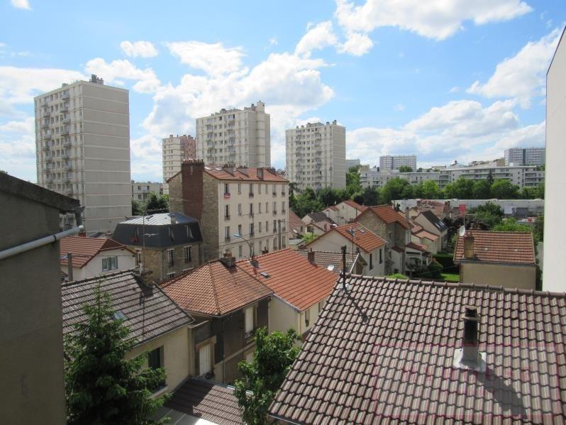 Vente appartement Bagneux 268000€ - Photo 2