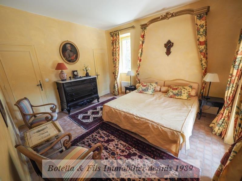 Immobile residenziali di prestigio casa Uzes 750000€ - Fotografia 8