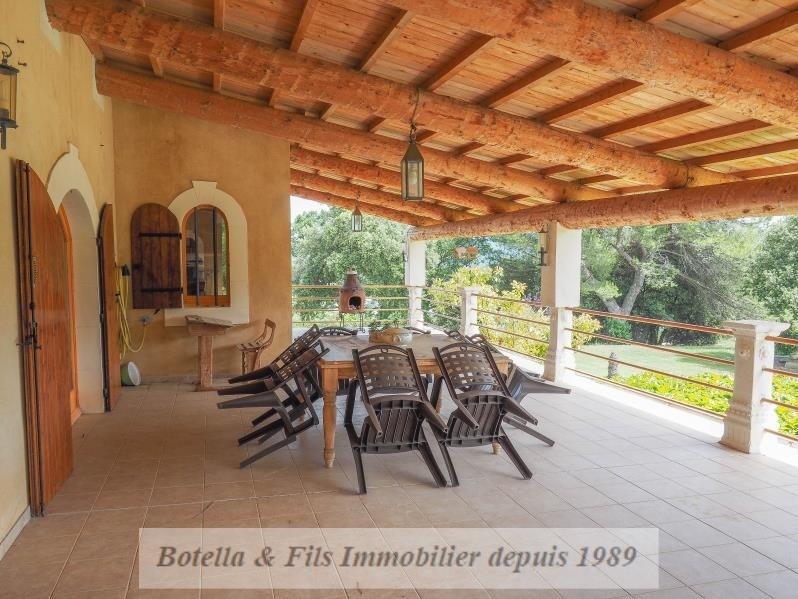 Vente de prestige maison / villa Uzes 845000€ - Photo 5