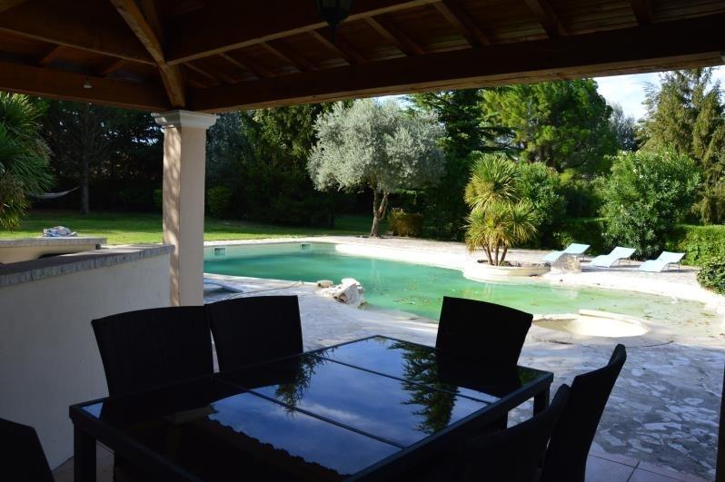 Vente de prestige maison / villa Pernes les fontaines 556500€ - Photo 10