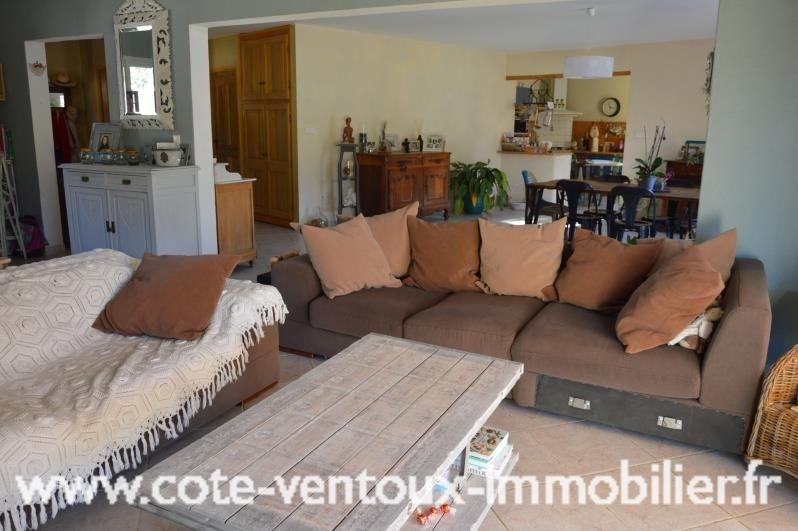 Vente maison / villa Mazan 493500€ - Photo 4