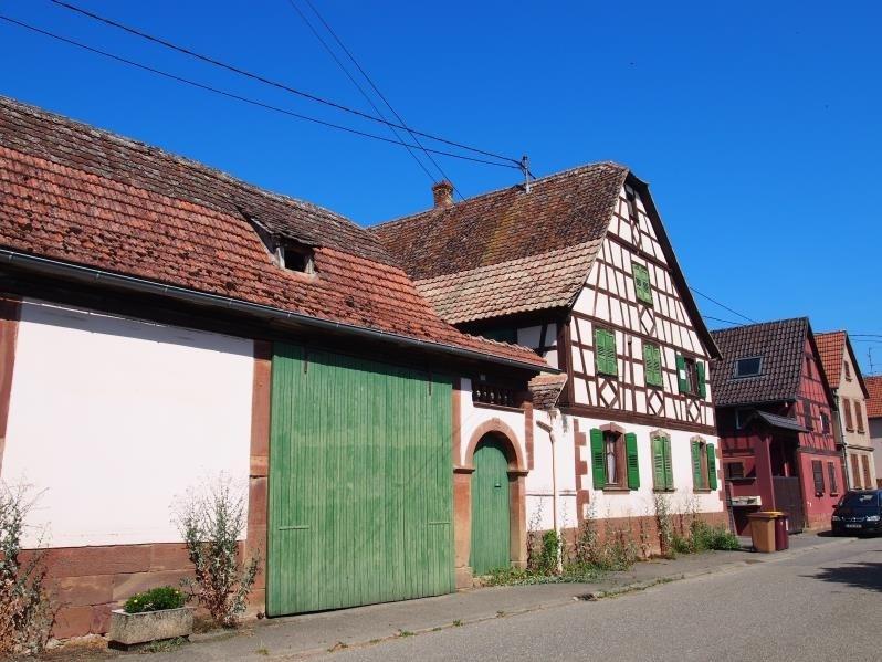 Vente maison / villa Melsheim 218000€ - Photo 2