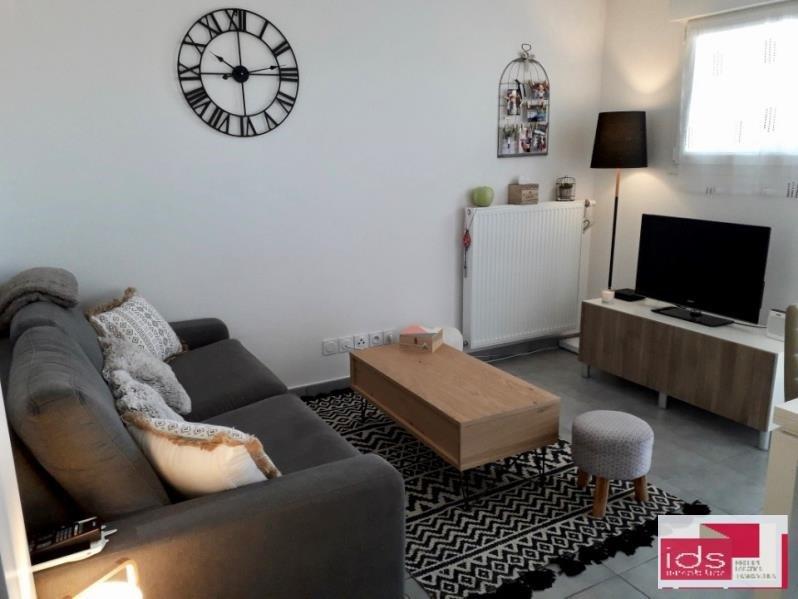 Location appartement Pontcharra 537€ CC - Photo 1