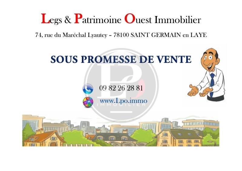 Vente appartement Mareil marly 265000€ - Photo 1