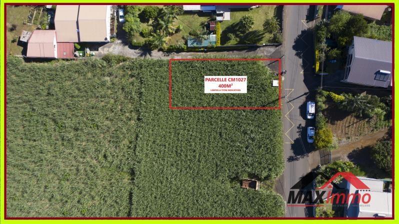 Vente terrain Le tampon 106000€ - Photo 2