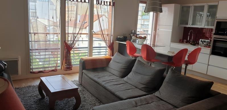 Vente appartement Suresnes 650000€ - Photo 2