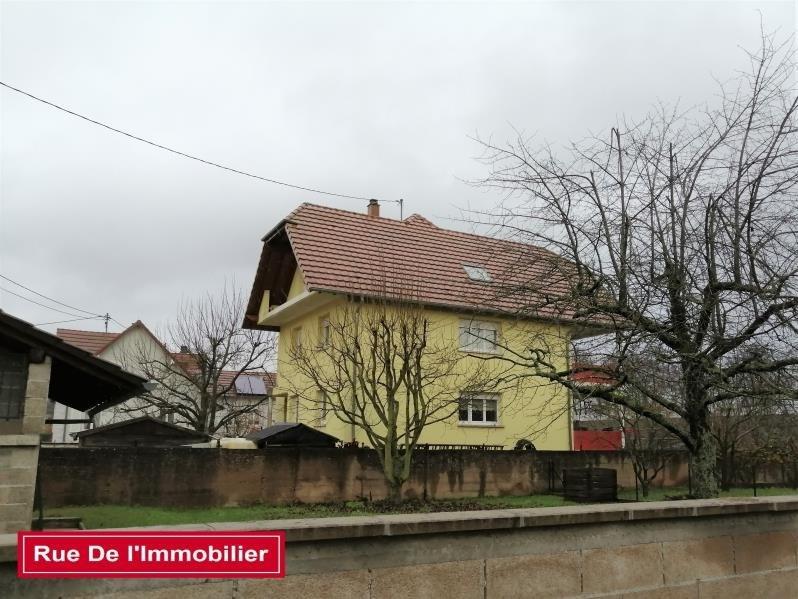 Produit d'investissement maison / villa Reichshoffen 395000€ - Photo 1