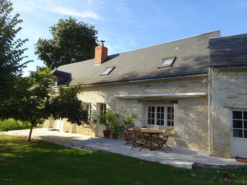 Vente maison / villa Ste maure de touraine 400000€ - Photo 2