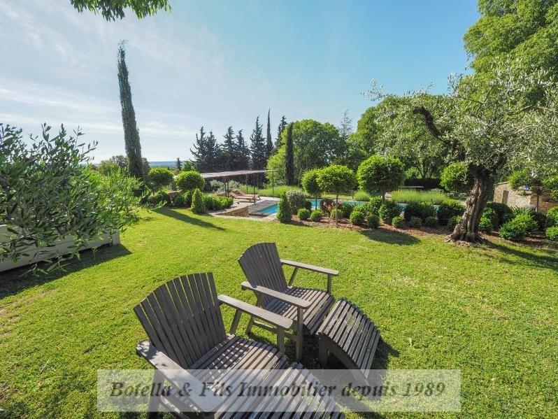 Immobile residenziali di prestigio casa Uzes 1200000€ - Fotografia 16