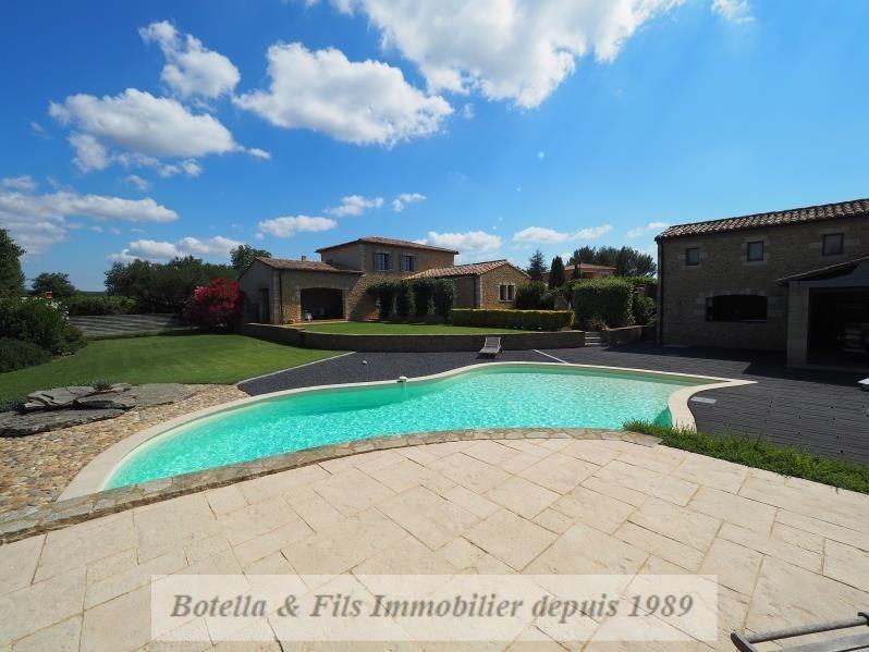 Verkoop van prestige  huis Uzes 890000€ - Foto 8