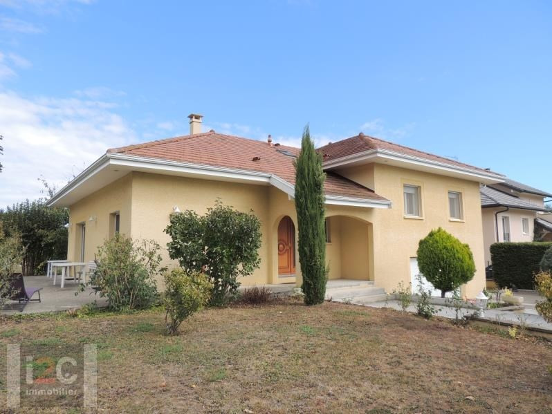 Sale house / villa Sergy 750 000€ - Picture 1