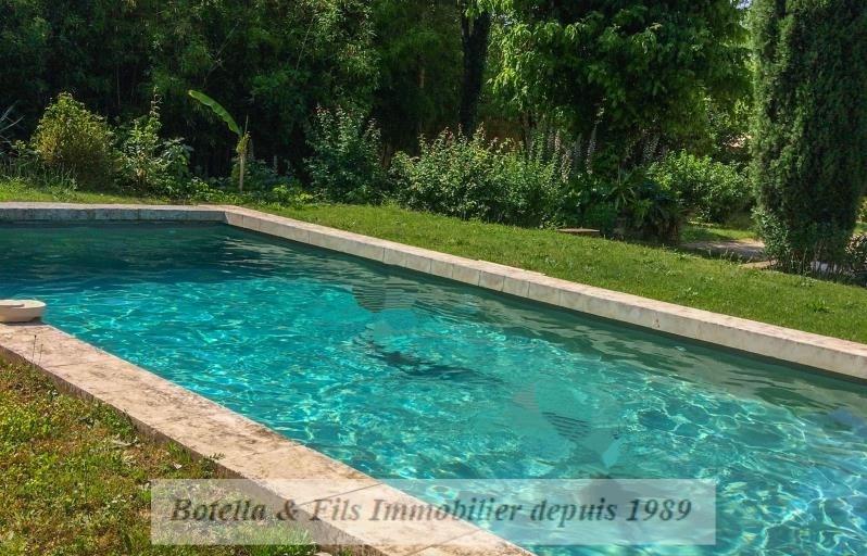 Venta de prestigio  casa Bagnols sur ceze 498000€ - Fotografía 2