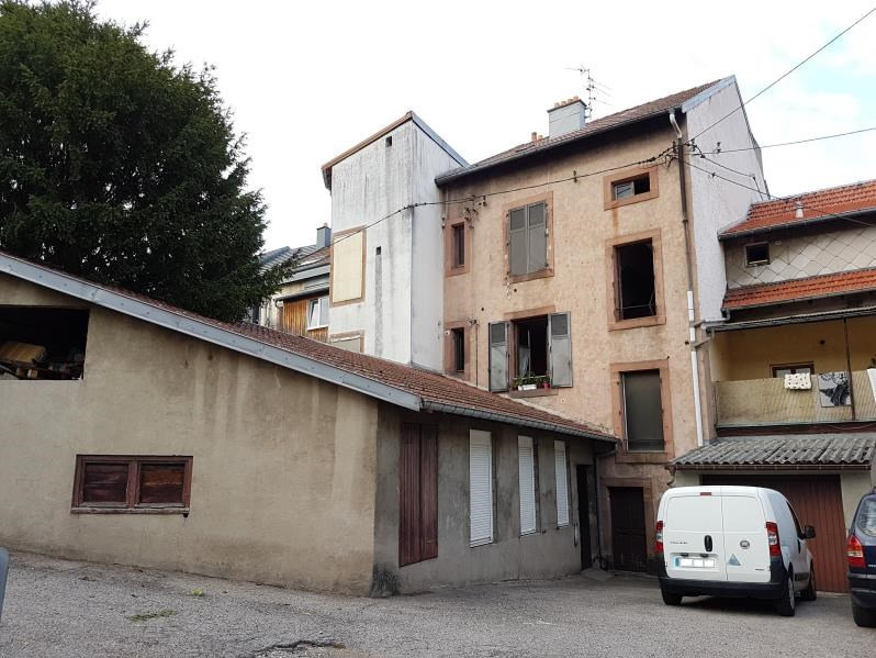 Sale building St die 107 900€ - Picture 11