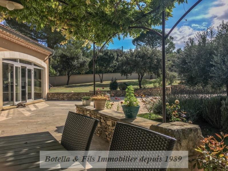 Verkoop van prestige  huis Tresques 698000€ - Foto 7