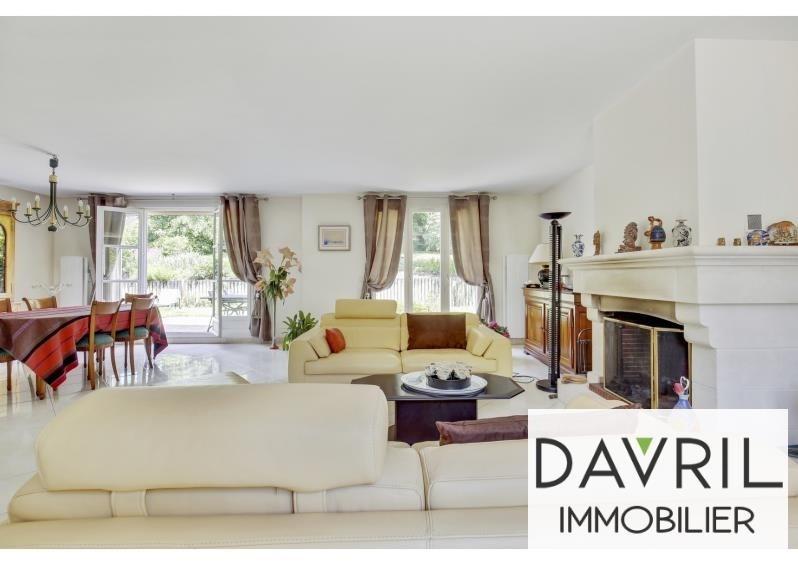 Sale house / villa Neuville sur oise 749000€ - Picture 3