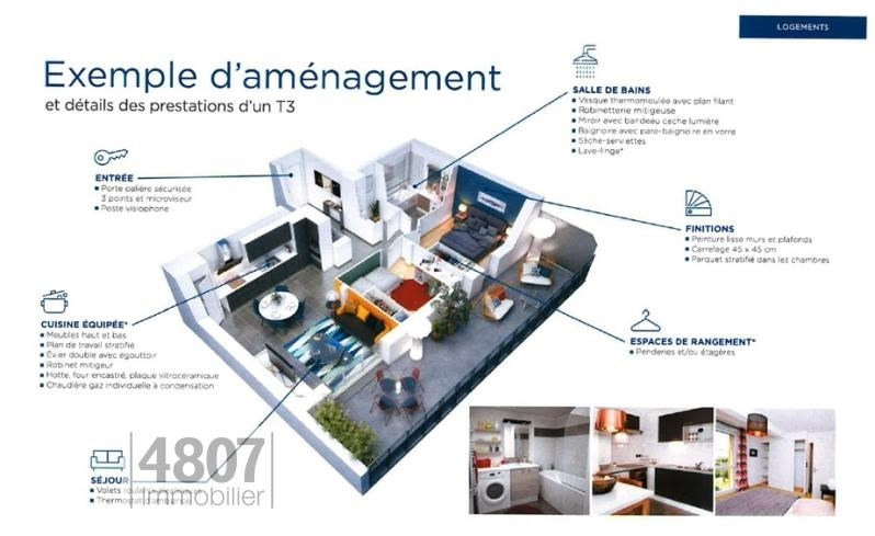 Vente appartement Marnaz 205 500€ - Photo 3