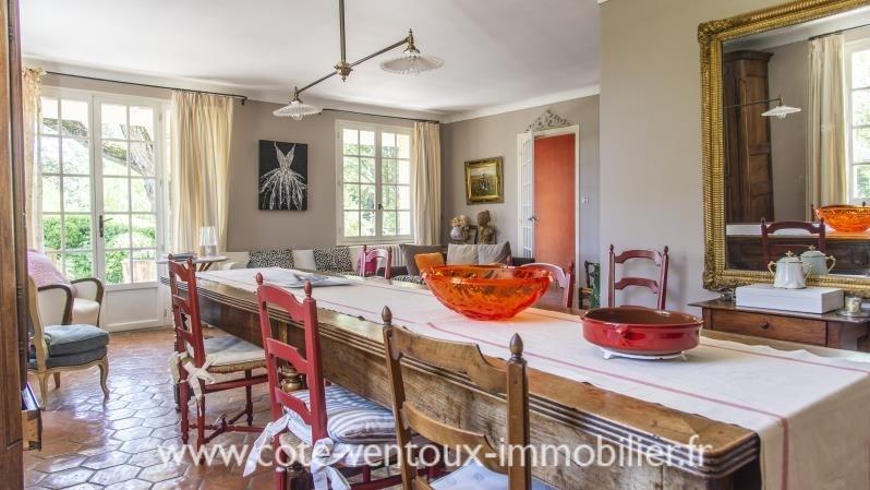 Sale house / villa Sarrians 420000€ - Picture 5