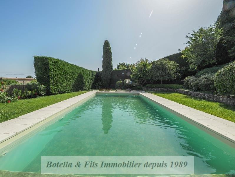 Immobile residenziali di prestigio casa Uzes 750000€ - Fotografia 3