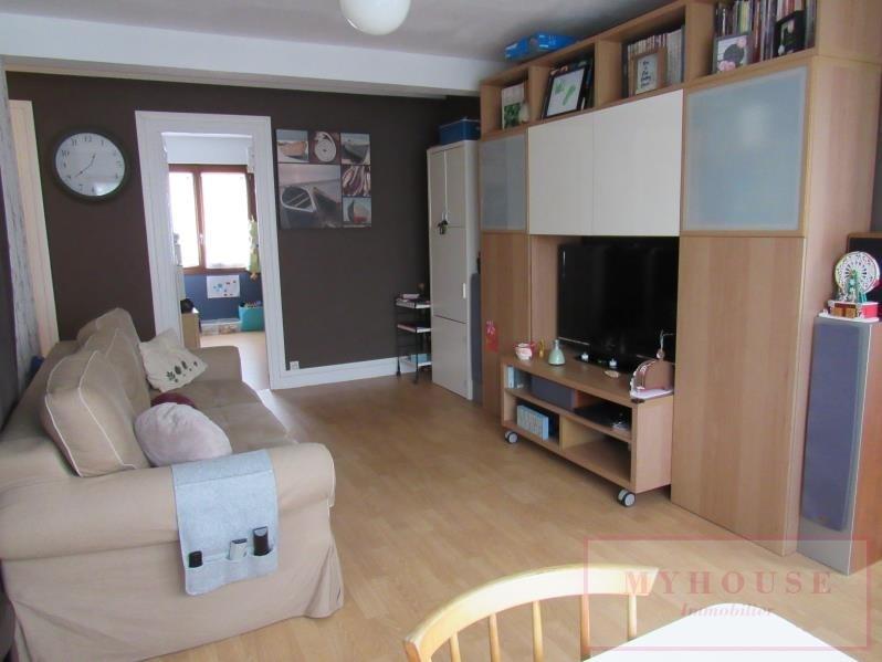 Vente appartement Bagneux 270000€ - Photo 1