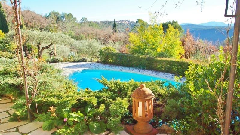 Vente de prestige maison / villa Saint cezaire sur siagne 790000€ - Photo 8