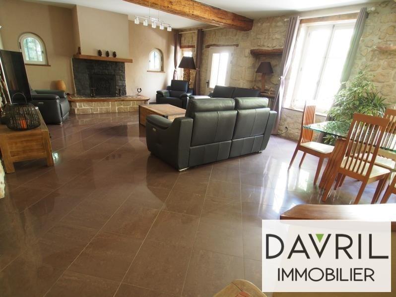 Deluxe sale house / villa Cergy 888000€ - Picture 2