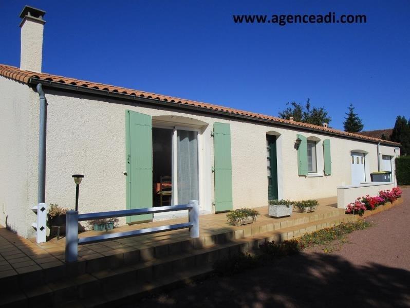 Vente maison / villa Saivres 139650€ - Photo 1