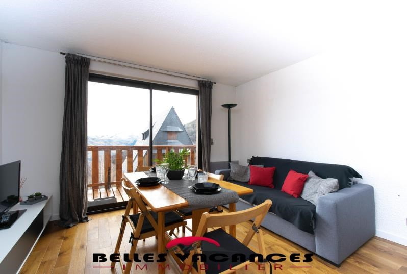 Sale apartment Saint-lary-soulan 85000€ - Picture 1