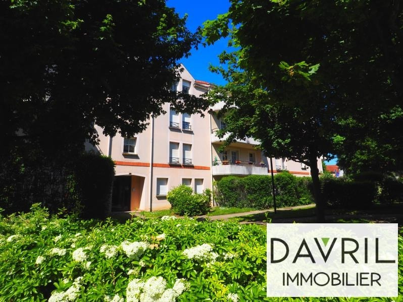 Sale apartment Carrieres sous poissy 159900€ - Picture 1