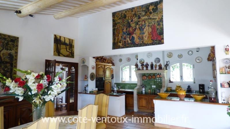Deluxe sale house / villa Venasque 735 000€ - Picture 5