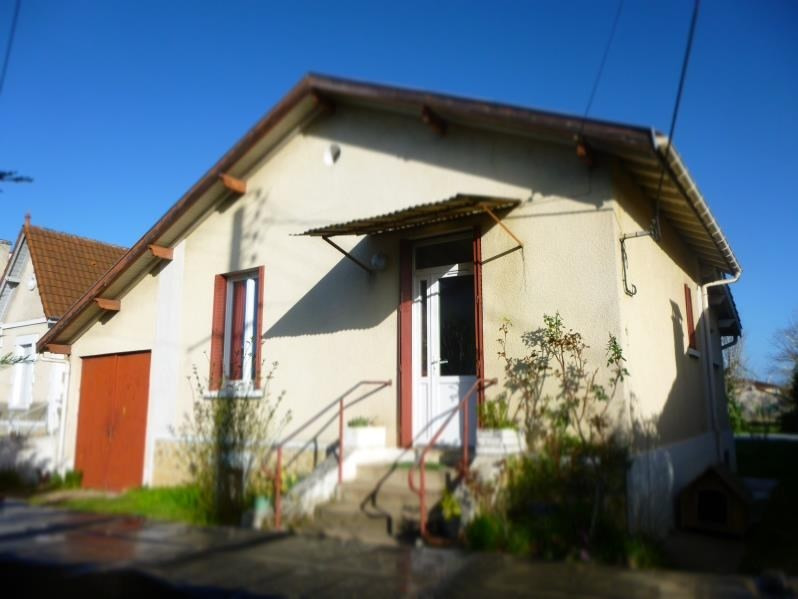 Vente maison / villa Mussidan 75 500€ - Photo 1