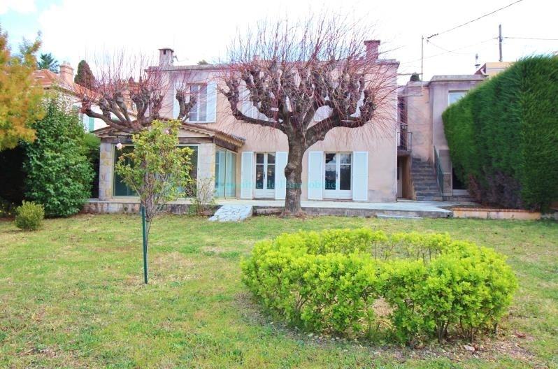 Vente maison / villa Grasse 420000€ - Photo 1