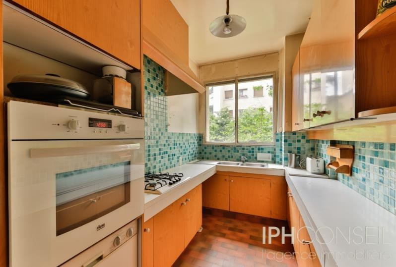 Deluxe sale apartment Neuilly sur seine 1540000€ - Picture 8