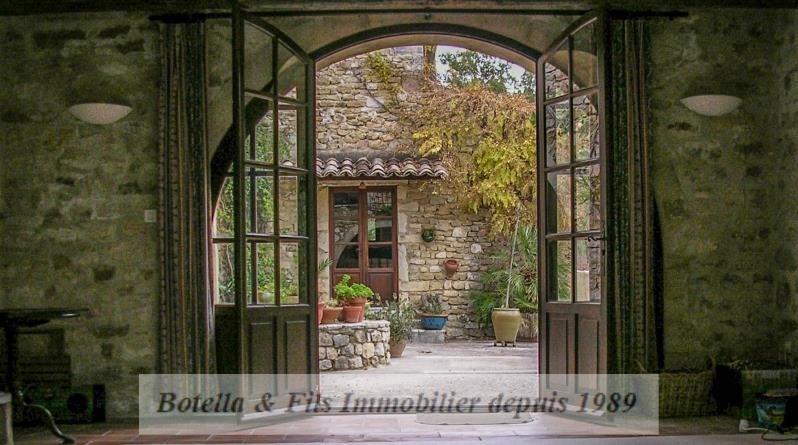 Verkoop van prestige  huis Uzes 985000€ - Foto 5
