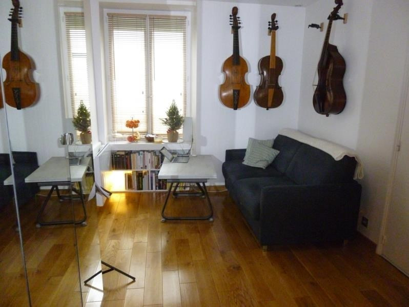 Sale apartment Paris 20ème 290 000€ - Picture 1