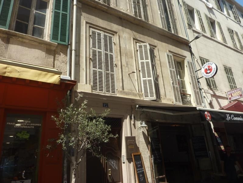 Rental office Marseille 1er 250€ HT/HC - Picture 1