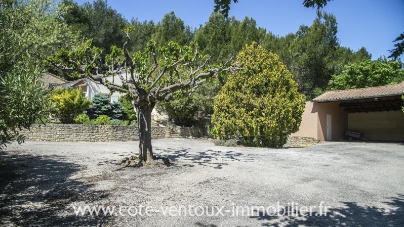 Sale house / villa Sarrians 420000€ - Picture 15